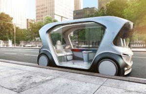 Bosch shuttle mobility