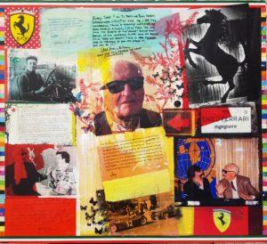 Ferrari in art – The Sporting Legacy