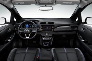 Nissan LEAF 3.ZERO e+ Limited Edition interior