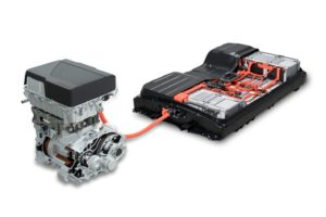Nissan LEAF 3.ZERO e+ Limited Edition Battery