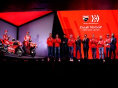 Mission Winnow Ducati