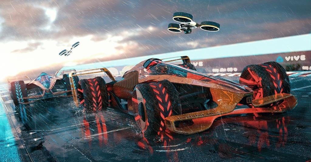 McLaren Future Grand Prix 2050