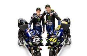 Maverick Viñales, Valentino Rossi, Yamaha