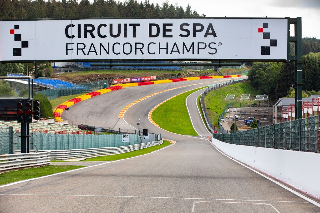 Spa Francorchamps World Rallycross Of Benelux Track Revealed