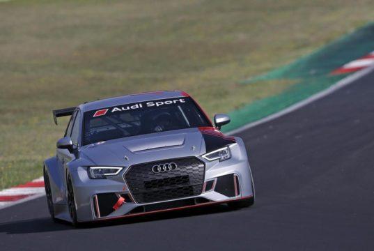 Audi RS 3 LMS, Audi Sport