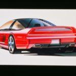 NSX Sketch