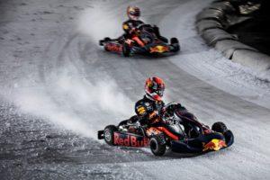 Pierre Gasly, Max Verstappen
