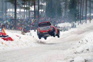Rally Sweden, Thierry Neuville