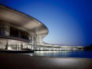 McLaren Technology Centre exterior