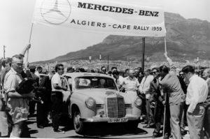 Mercedes, Rainer Günzler, Karl Kling