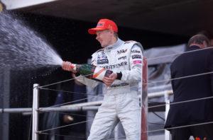 Mika Hakkinen, Mercedes