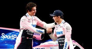 Lance Stroll, Sergio Perez