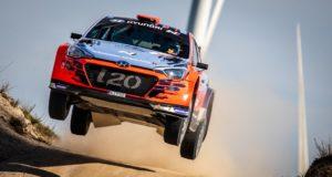 Dani Sordo, Hyundai i20 R5