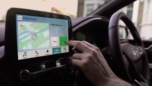 Ford navigation app
