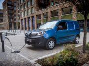 Renault Kangoo Van Z.E.