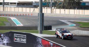 Yas Marina World Rallycross Circuit
