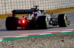 Haas, Romain Grosjean